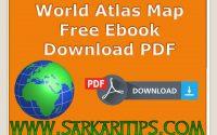 World Atlas Map Free Ebook Download PDF