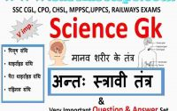 General Science GK Questions Hindi PDF