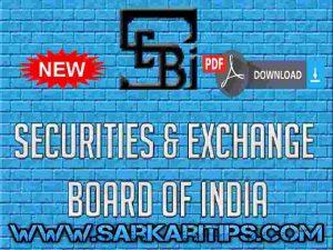 SEBI 25 Solved Questions Securities Market Free Ebook