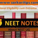 Best NEET Notes Biology Physics Chemistry PDF