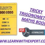 Tricky Trigonometric Maths Book