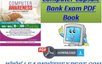 Computer Capsule Bank Exam PDF Book