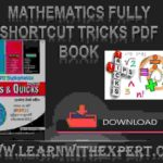 Mathematics Fully Shortcut Tricks PDF Book