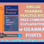 English Grammar Practice Book Free