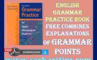 English Grammar Practice Book Free