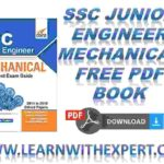 SSC Junior Engineer Mechanical Free PDF Book