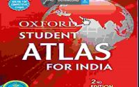 Oxford Student Atlas Book for India Download Free