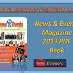 News & Events Magazine 2019 PDF Book