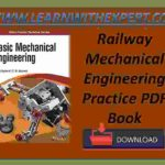 Railway Mechanical Engineering Practice PDF Book