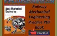 Railway Mechanical Engineering Practice PDF Book