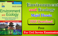 Environment and Ecology For Civil Services Examination by Majid Husain