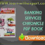 Banking Services Chronicle PDF Book