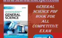 General Science PDF Book for All Competitive Exam