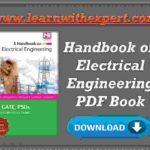 Handbook on Electrical Engineering PDF Book