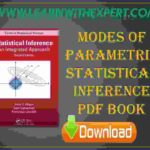 Modes of Parametric Statistical Inference PDF Book