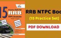 RRB NTPC Practice Book PDF Free Download 2019