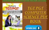 TGT PGT Computer Science PDF Book