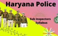 HSSC Police SI Previous Papers PDF Book
