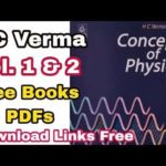 Concept of Physics HC Verma Free PDF Book