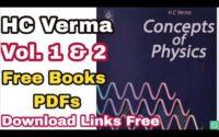 Concept of Physics HC Verma Free PDF Book