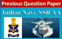 Indian Navy SSR Practice Set PDF Book