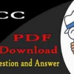 CCC Question Paper with Answer & Practice Sets Download PDF 2020