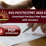 KVS PGT Economies MCQ Bank PDF Book