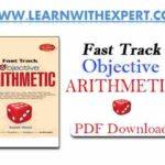 Fast Track Objective Arithmetic PDF Book