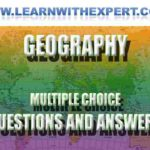 Important Geography Question & Answer PDF Book
