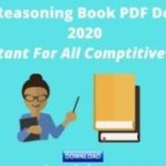 Reasoning Latest Pattern Book 2020