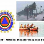 NDRF - National Disaster Response Force