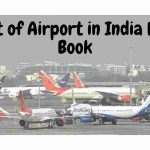 List of Airport in India PDF Book