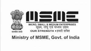 MSME Micro Small and Medium Enterprises
